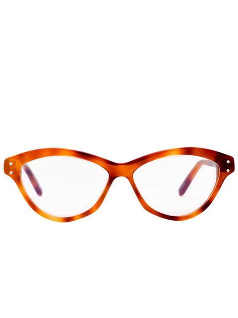 <p>Clare Goldsmith 'Lowe' glasses, £220</p>