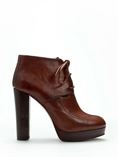 """<p>If you've been lusting after Alexander Wang's boots then head to Zara for a much more affordable version. Super high and in sleek leather, get them while you can… <a href=""""http://www.zara.com/webapp/wcs/stores/servlet/product/uk/en/zara-sales/11002/113"""