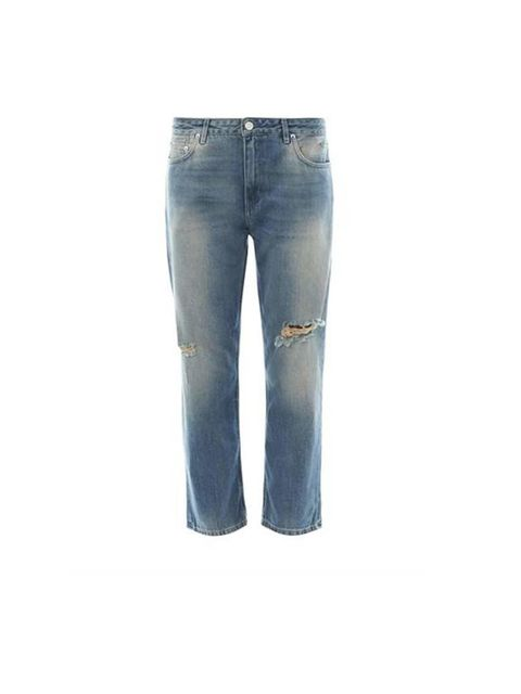 "<p>The boyfriend jean from Acne, now £130 available at <a href=""http://www.matchesfashion.com/product/187968"">Matches </a></p>"