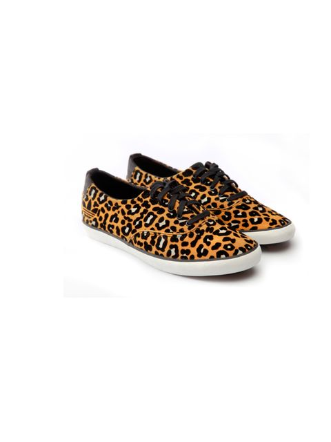 """<p>Liven up your off-duty wardrobe in a flash with these cute leopard print pumps. As good now with jeans and knits as they will be with denim cuts offs and skater skirts next year… <a href=""""http://www.adidas.co.uk/Women%27s-Azurine-Low-Ld-Shoes/G60991_54"""
