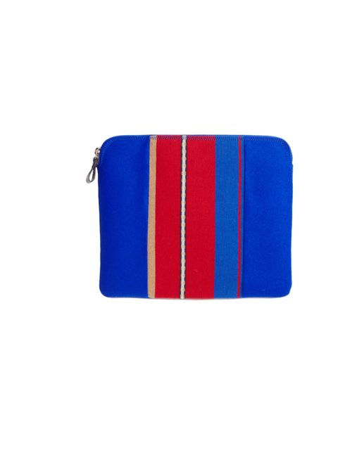 """<p>As much as we should be filling it with an iPad we'll be making this case our favourite off-duty clutch… <a href=""""http://carven.com/"""">Carven</a> iPad case, £155</p>"""