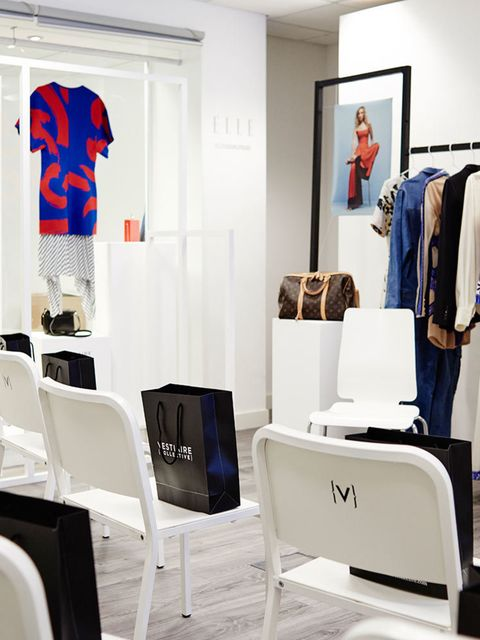 <p>Vestiaire Collective Takes Over The ELLE Fashion Cupboard</p>