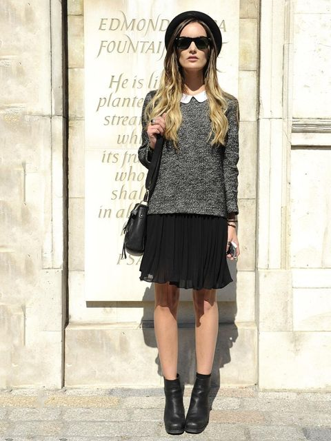 <p> London Street Style Spring Summer 13</p>