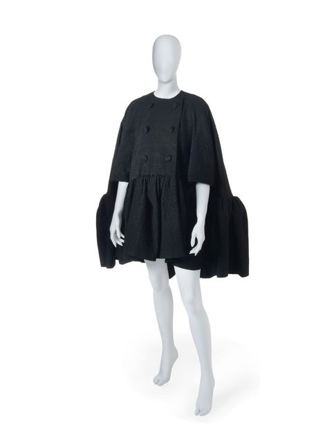 <p>Balenciaga piece from the Daphne Guinness Collection</p>