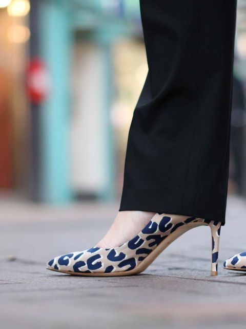 """<p>Lorraine Candy, ELLE Editor-in-Chief, Louis Vuitton shoes.</p><p><a href=""""http://www.elleuk.com/style/street-style/round-up-of-the-best-street-style-of-2013-shot-for-elle""""></a></p><p><em><a href=""""http://www.elleuk.com/style/what-elle-wears"""">See what EL"""
