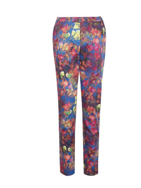 """<p>New Look's rebooted it's limited collection, and as well as promising better quality, it offers bang on-trend pieces like these floral trousers… <a href=""""http://www.newlook.com/shop/womens/trousers/limited-neon-blossom-slim-fit-trousers_241510399"""">New"""