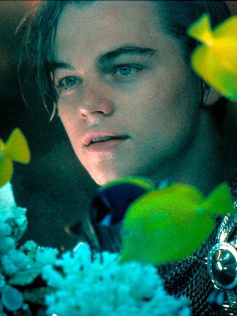 <p>Romeo and Juliet, 1996</p>  <p>#feelings</p>