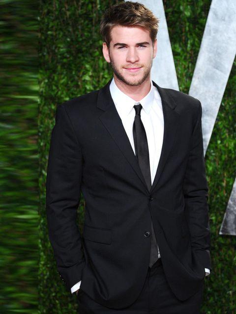 <p>Liam Hemsworth = Adonis</p>
