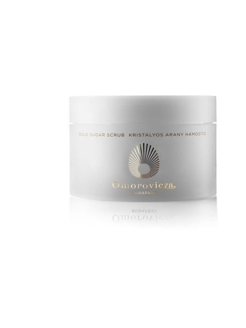 "<p><a href=""http://www.selfridges.com/en/Features-Gifts/Categories/Gifts-For-Occasions/Mothers-day-gifts/Spoil-her/Gold-sugar-scrub-200ml_475-3002745-13501/?cm_mmc=PLA-_-Google-_-PlusBox-_-Omorovicza&amp;_$ja=cgid:5189056654%7Ctsid:35948%7Ccid:116283454%7"
