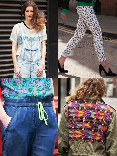 """<p>It's fair to say that my wardrobe simply wouldn't function without <a href=""""http://www.elleuk.com/fashion/trends/elle-edits-denim-spring-summer-2013"""">denim</a>. Whether it's in the form of a perfectly fitting pair of jeans or a <a href=""""http://www.elle"""