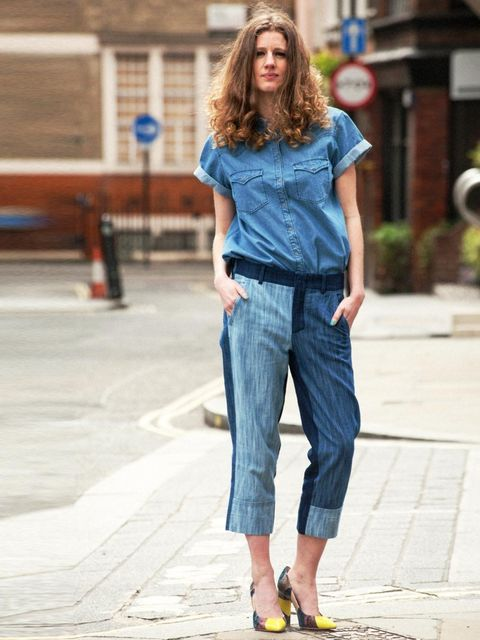 "<p>BDG denim shirt, £38, available at <a href=""http://www.urbanoutfitters.co.uk/bdg-short-sleeve-western-denim-shirt/invt/5110462171335/&amp&#x3B;colour=Denim"">Urban Outfitters</a>&#x3B; <a href=""http://www.zara.com/webapp/wcs/stores/servlet/product/uk/en/zara-neu-"