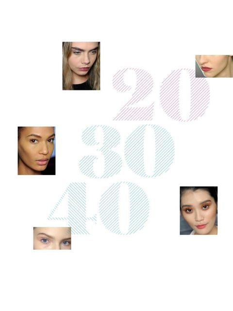 <p><strong>Concerns:</strong> Blemishes, hydration, oiliness.</p><p>In your twenties you have the best skin of your adult life - it's resilient with great collagen levels which make it look and feel plump and smooth. However, with a combination of hormone