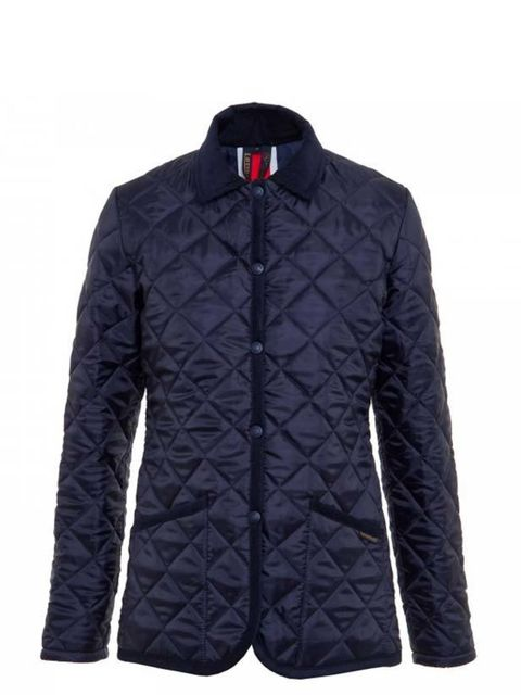 "<p> </p><p>Channel the English heritage look by injecting some royal chic to your urban wardrobe with this quilted jacket. Lavenham quilted jacket, £190, at <a href=""http://www.harveynichols.com/womens/categories/designer-jackets/casual/s345410-raydon-uni"