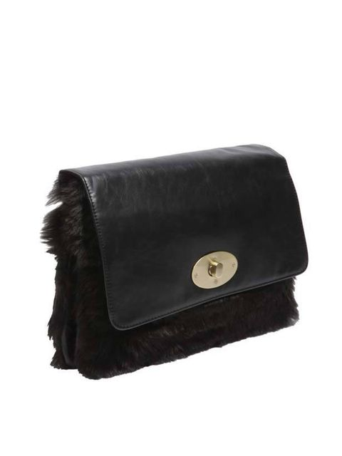 <p> </p><p>Party season is fast approaching so it's time to think about the accessories that will work with all of your new dresses. This faux fur clutch is a sleek and versatile option that is surprisingly affordable. Deena &amp; Ozzy faux fur clutch, £3