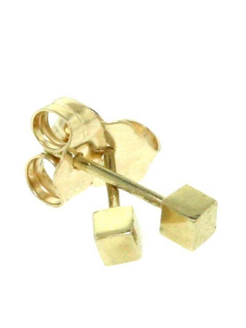 "<p>Iwona Ludyga cube stud earrings, £96, at <a href=""http://www.kabiri.co.uk/jewellery-1/tiny-cube-studs-gold.html"">Kabiri</a></p>"