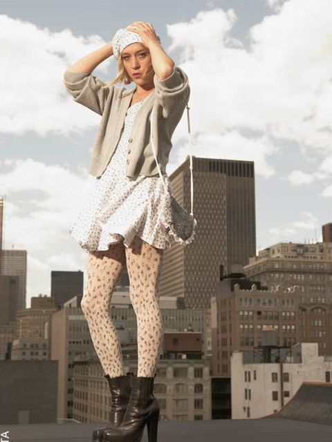 <p>Chloë Sevigny X Opening Ceremony Resort 2011 Collection </p>