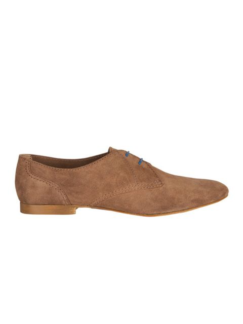 <p> </p><p>Not everything you buy this week has to be for the midnight hour. Instead opt for these covetable flats to update your daytime wardrobe… Jones Bootmaker flat brogues, £69, for stockists call 0800 163 519 </p>