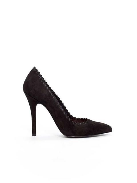 "<p> <a href=""http://www.zara.com/webapp/wcs/stores/servlet/product/uk/en/zara-sales/11024/177001/SUEDE%2BCOURT%2BSHOE%2BWITH%2BHEEL"">Zara</a> suede court shoe, £49.99</p>"