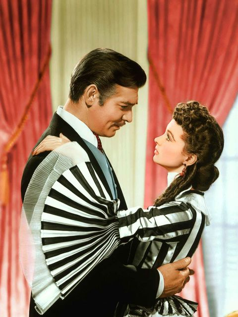 'You should be kissed, and often, and by someone who knows how.' Gone with the Wind