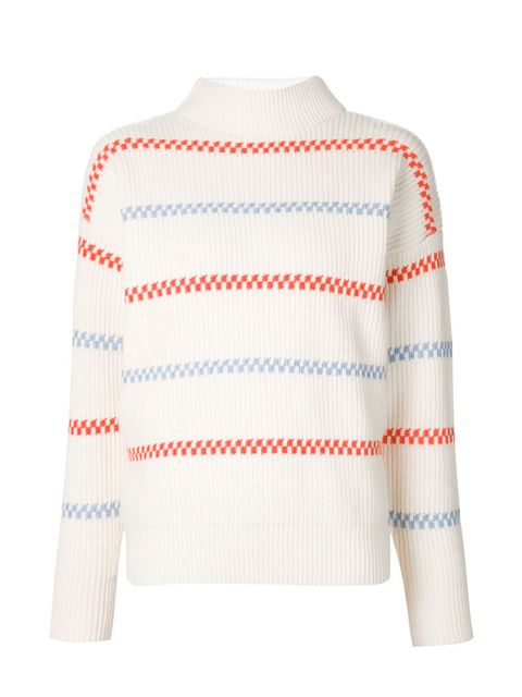 "<p><a href=""http://www.farfetch.com/uk/shopping/women/item11167727.aspx"" target=""_blank"">Y.M.C</a> sweater, £195.25 available at farfetch.com</p>"