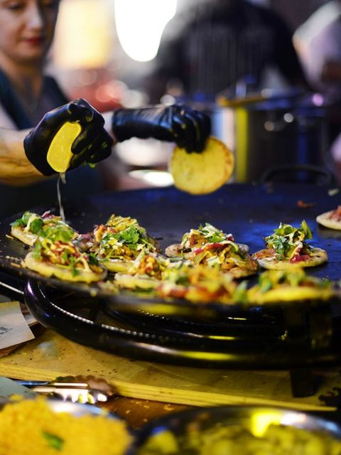 <p>FOOD: Street Feast Hawker House</p>  <p>The street-food trend has many wonderful things to offer – but shelter and heating are not among them. Which means winter leaves us in quite the quandary: are gourmet lobster burgers worth the hypothermia? (Yes.)