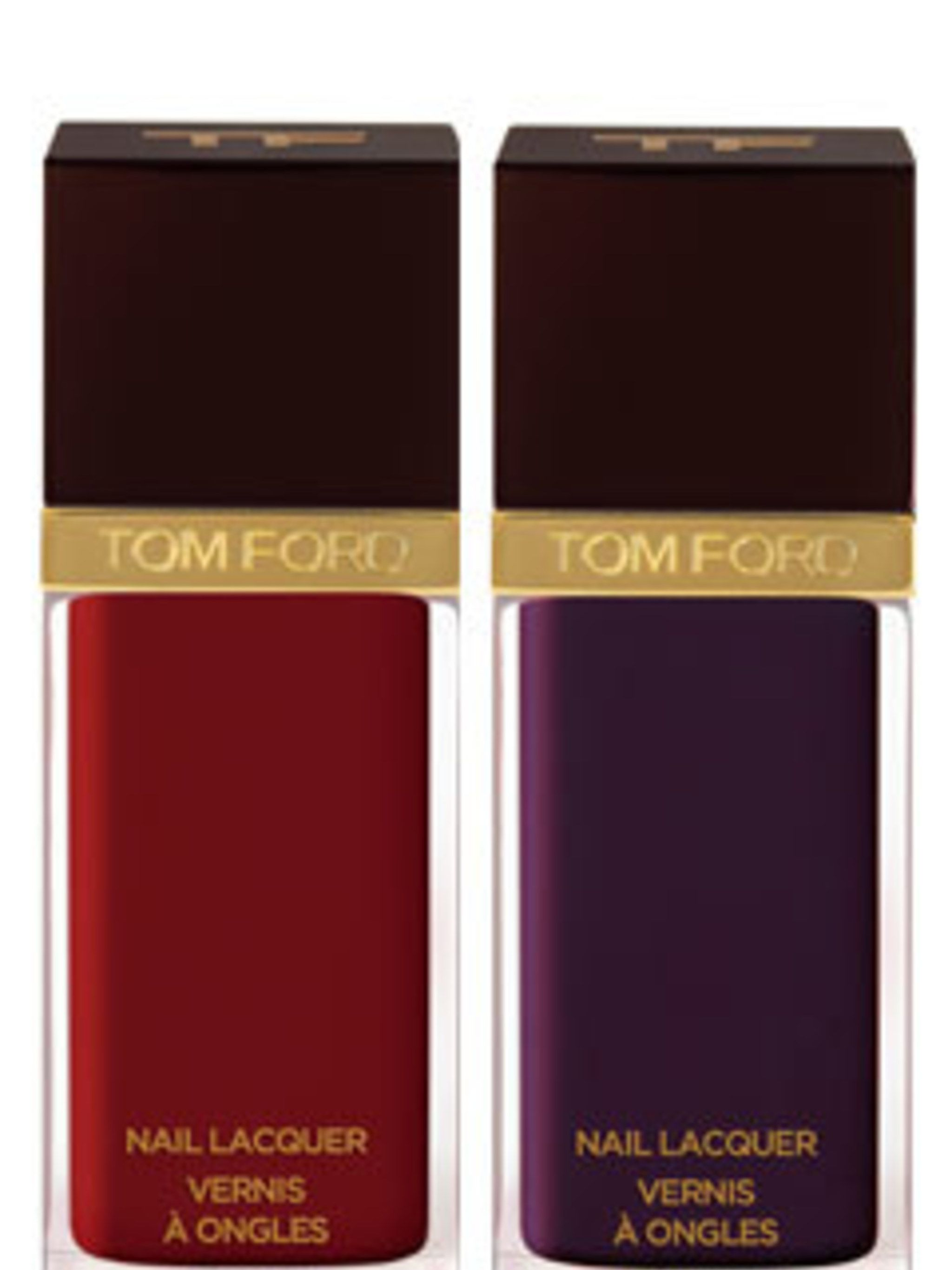 Tom Ford launches Nail Lacquer!