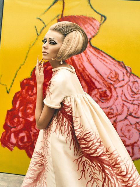 <p> A Valentino creation from 1969</p>