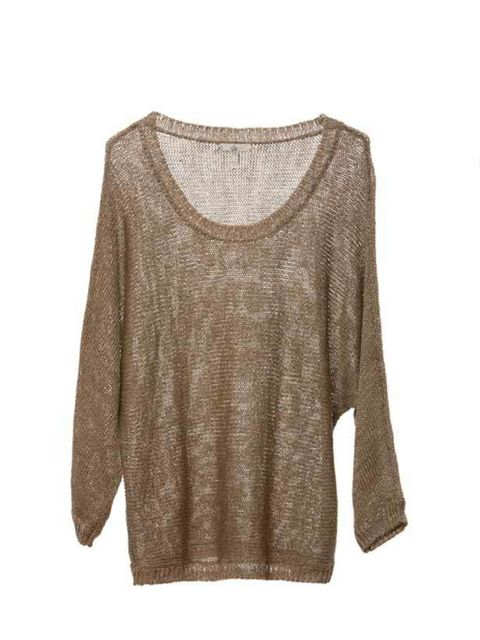 <p>Joie jumper, £275, at Harvey Nichols, for more information call 020 7235 5000 </p>