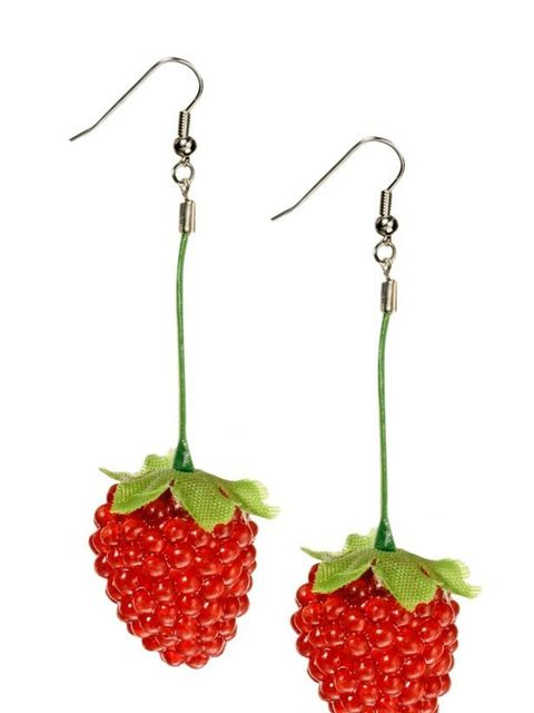 <p>Freedom at Topshop earrings, £8.50, for stockist call 01277 844 476</p>