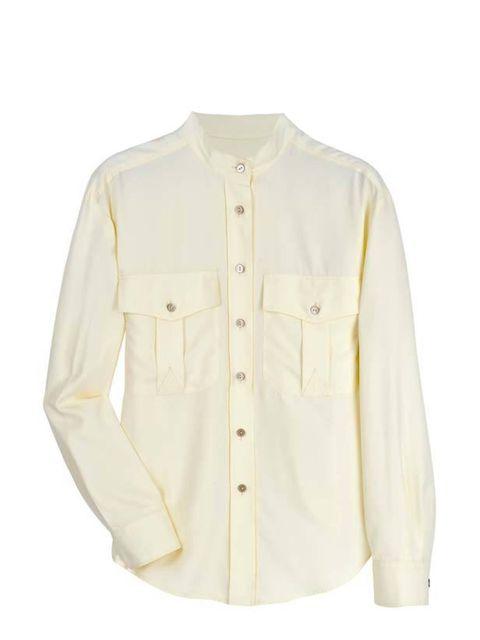 "<p><a href=""http://www.aquascutum.co.uk/index.cfm?page=1013&amp&#x3B;productid=A080040&amp&#x3B;productvarid=A080040-09300-10&amp&#x3B;refpage=1809"">Aquascutum</a> oversized silk shirt, £175</p>"