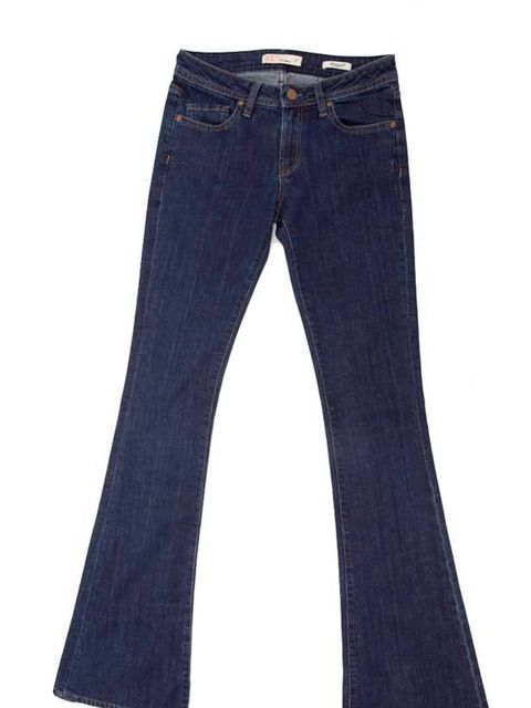 "<p>With £32 from each pair being donated to the World Childhood Foundation, these bang-on-trend flares are the most savvy buys of the week... <a href=""http://www.geneticdenim.com/"">Genetic Denim</a> flared jeans, from £119</p>"
