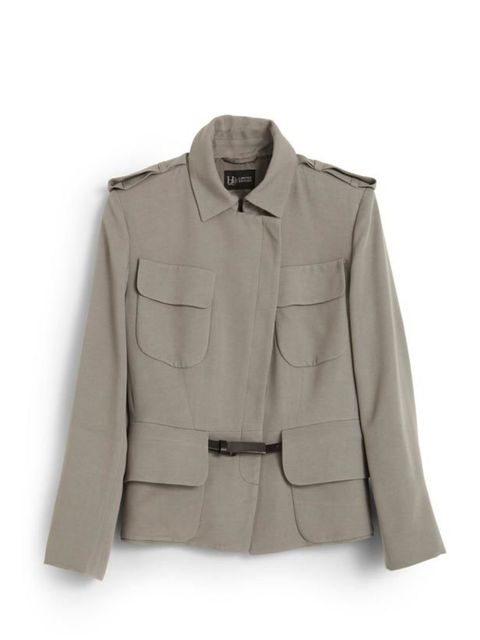 <p>Hobbs neutral utility jacket, £249, for stockists call 0845 313 3130 </p>