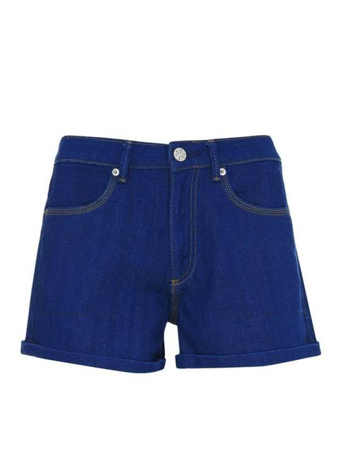 "<p><a href=""http://www.topshop.com/webapp/wcs/stores/servlet/TopCategoriesDisplay?storeId=12556&catalogId=33057"">Topshop</a> Fairtrade denim shorts, £32</p>"