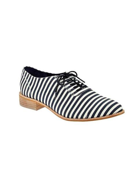 "<p>Cool stripes for the feet </p><p>Stripe shoes £45 from <a href=""http://www.gap.co.uk/browse/product.do?pid=000942358001&preferredLocale=en_GB&kwid=1&sem=false&vid=0&sdReferer=http%3A%2F%2Fwww.gap.co.uk%2Fproducts%2Fwomens-shoes.jsp"""