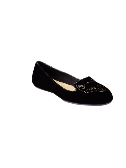 "<p><a href=""http://www.urbanoutfitters.co.uk/shoes/flats/icat/wshoes?curpage=1&amp&#x3B;itemsperpage=96&amp&#x3B;isviewall=1&amp&#x3B;bklist=icat,3,,wshoes/"">Urban Outfitters</a> velvet fox slippers, £38</p>"
