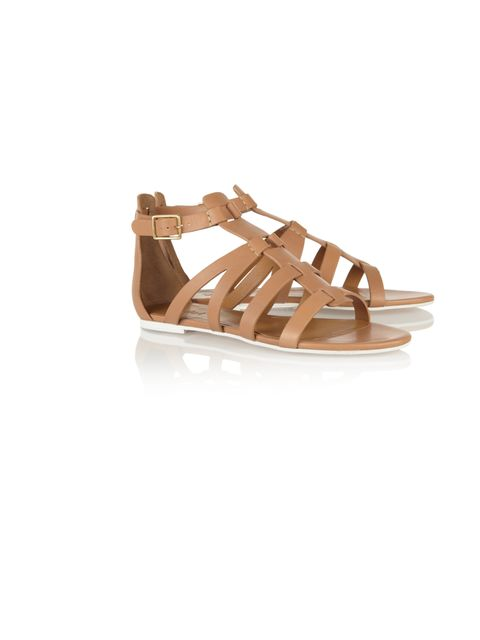 "<p>Chloe leather sandals, £420, at Net-a-Porter</p><p><a href=""http://shopping.elleuk.com/browse?fts=chloe+leather+sandals+net-a-porter"">BUY NOW</a></p>"