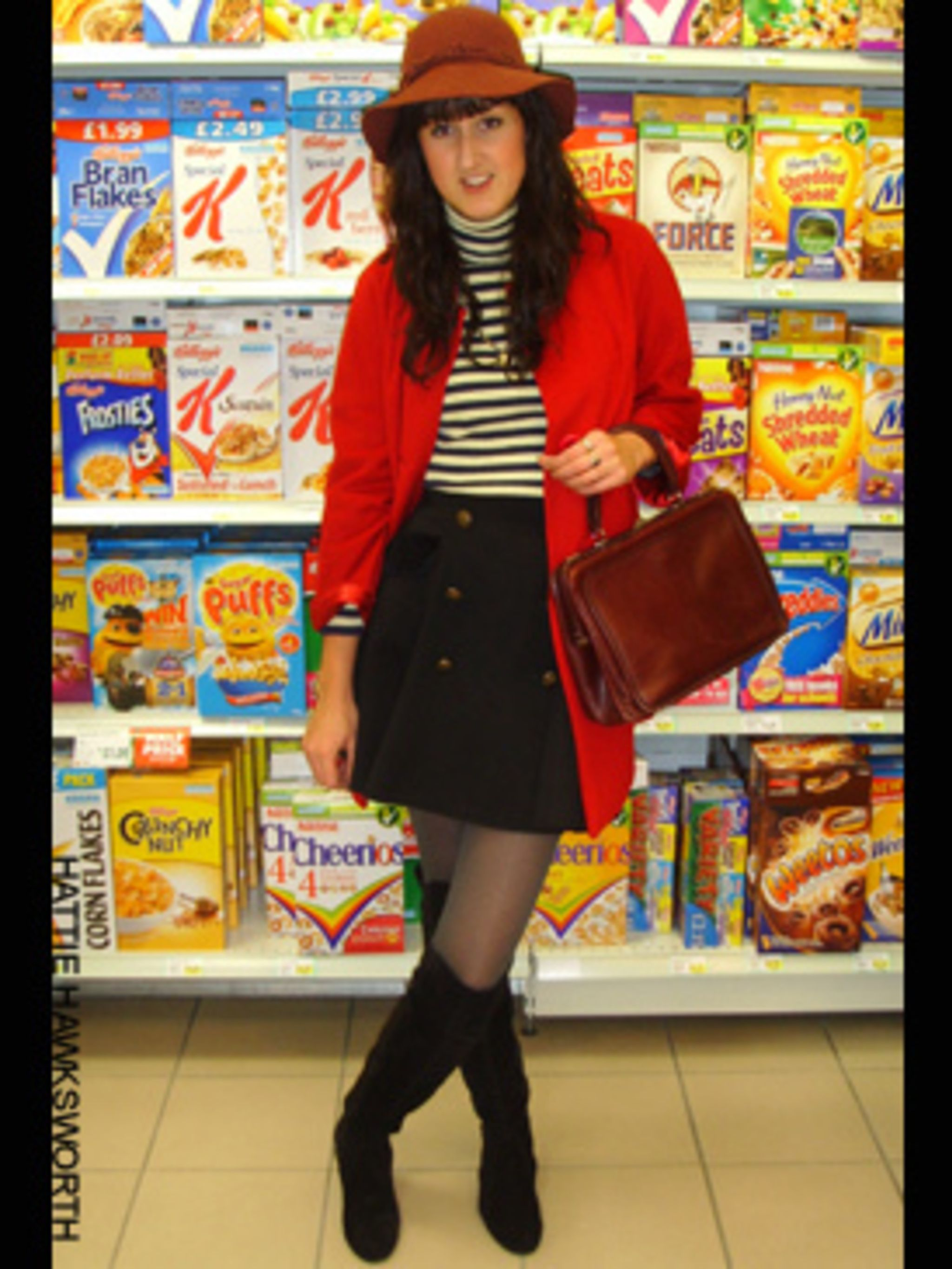 <p>Cara, 26 from Hove- <strong>Know your shops</strong>. It's all about getting to know your local charity shops - if you become friends with the staff they'll let you know when great stuff comes in.-<strong> </strong><strong>Think Postcodes</strong>. The