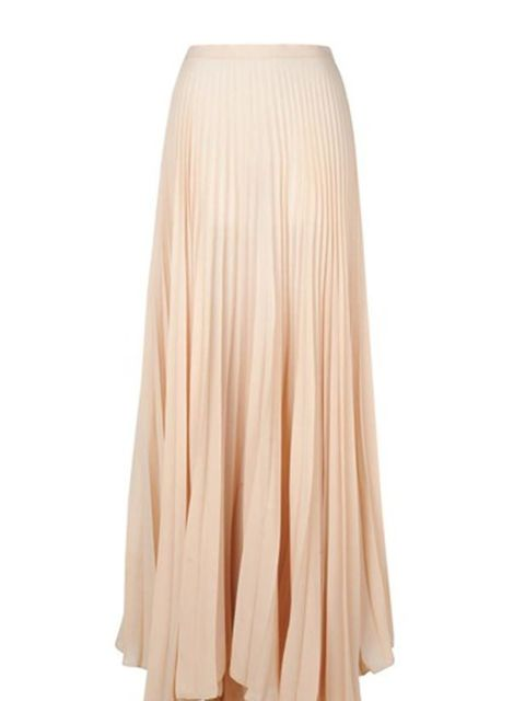 """<p> </p><p> </p><p>The ballerina is having a fashion moment so inject something pretty and feminine into your Spring wardrobe with this pleated maxi… Jovonna pleated maxin skirt, £65, at <a href=""""http://www.pretaportobello.com/shop/bottoms/bottoms/jovonna"""