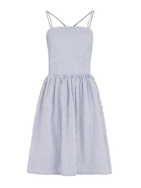 "<p><a href=""http://http://www.atterley.com/blue-seersucker-strappy-dress-1.html"" target=""_blank"">Atterley Road</a> dress, £42</p>"