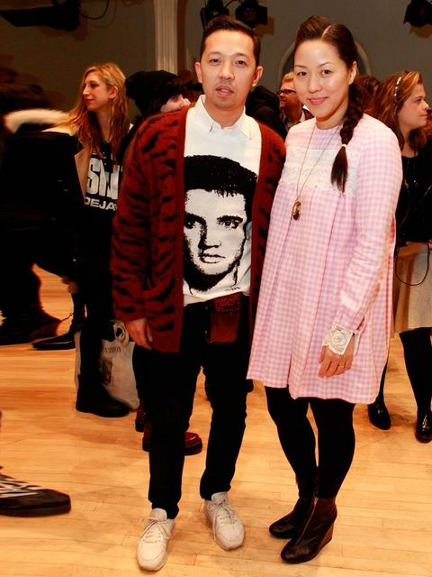 """<p><strong>The week long pop-up</strong><a href=""""http://www.elleuk.com/fashion/news/opening-ceremony-to-pop-up-in-london"""">Opening Ceremony</a> is gracing the New York schedule for the first time this season and, not content with the challenge of mounting"""