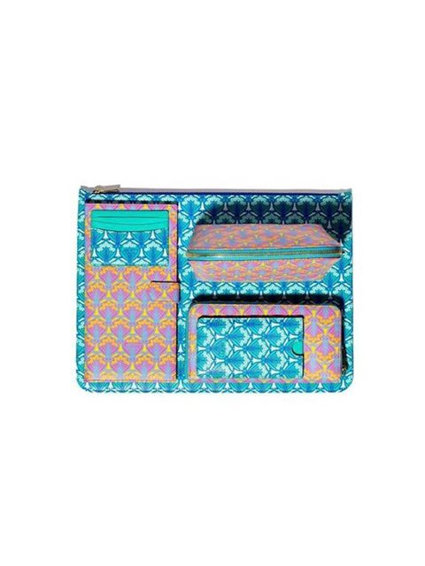"<p>Liberty of London's latest collection of accessories strikes just the right balance between tradition and modernity, as their heritage prints are re-imagined in citrus brights.</p><p><a href=""http://www.liberty.co.uk/fcp/categorylist/dept/liberty-colle"