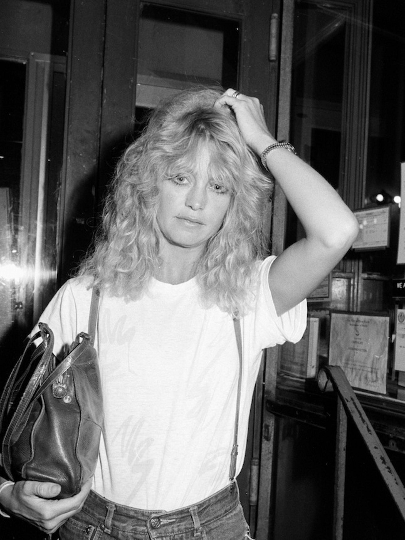 1980 Goldie Hawn Now