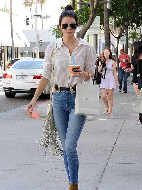 Kendall Jenner S Best Off Duty Looks