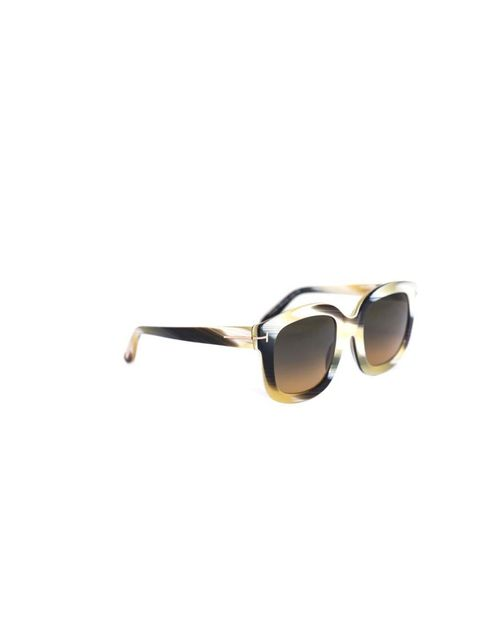 """<p>Tom Ford sunnies are a favourite among Fashion Editors - these oversized frames are bold but still sophisticated, and super-flattering to wear.</p><p>Tom Ford sunglasses, £227 at <a href=""""http://www.matchesfashion.com/product/180874"""">MatchesFashion.com"""