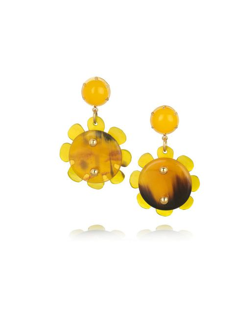 "<p>Marni resin sunflower earrings, £250, at Net-a-Porter</p><p><a href=""http://shopping.elleuk.com/browse?fts=marni+resin+sunflower+earrings"">BUY NOW</a></p>"
