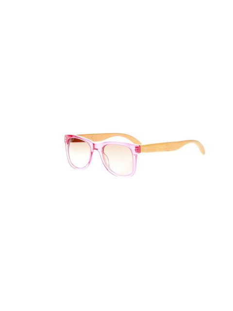 "<p>Plastichic transparent pink sunglasses, £78, at Farfetch</p><p><a href=""http://shopping.elleuk.com/browse?fts=plastichic+pink+sunglasses"">BUY NOW</a></p>"