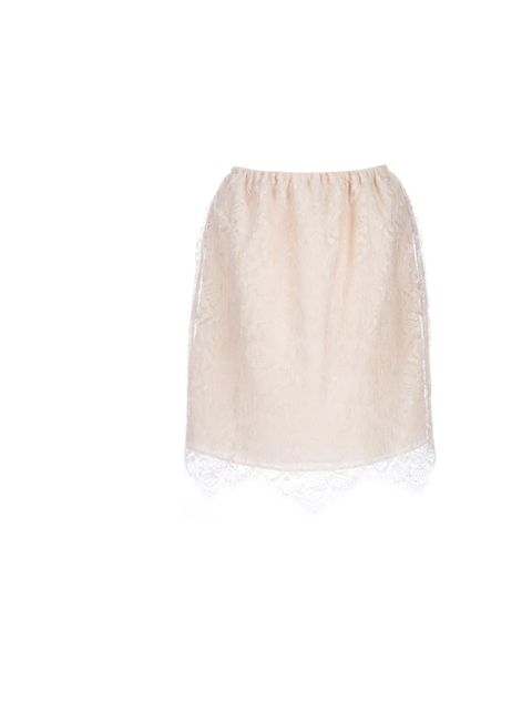 "<p>Carven lace skirt, £355, at <a href=""http://www.farfetch.com/shopping/women/carven-lace-skirt-item-10158551.aspx"">Farfetch</a></p>"