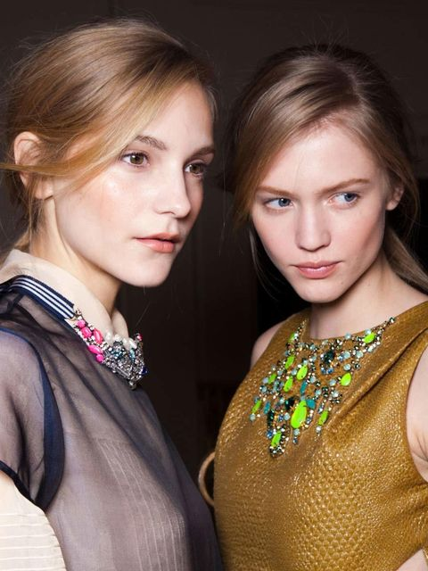 "<p>The autumn winter 2012 shows may only just be over but we reveal next season's biggest hair trends...</p><p><em><a href=""http://www.elleuk.com/beauty/make-up-skin/make-up-trends/aw12-make-up-trends-round-up""&gt"
