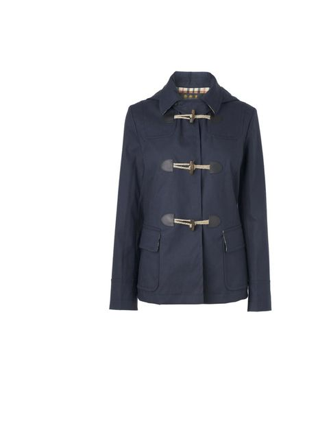 <p>Daks toggle jacket, £475, for stockists call 0800 288 188</p>