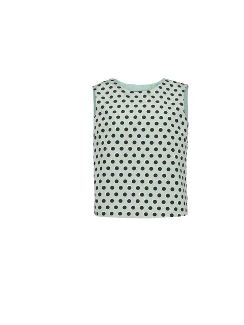 "<p>Rochas polka dot cropped top, £370, at <a href=""http://www.thecorner.com/gb/women/top_cod37444245sj.html"">www.thecorner.com</a></p>"